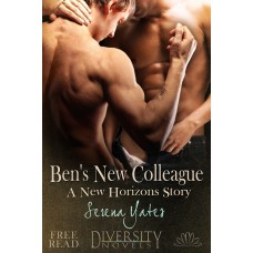 Ben's New Colleague (A New Horizons Story) eBook